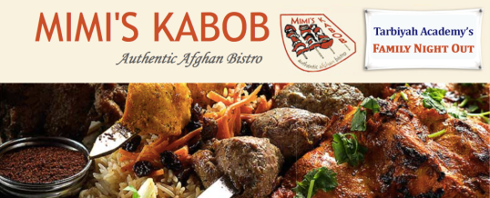 Family Night Out @ Mimi's Kabob