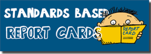 Stds Based Report Cards Image