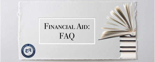 Financial Aid FAQ