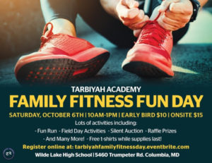family fitness fun day image