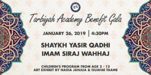 2019 Benefit Gala for Tarbiyah Academy January 26, 2019
