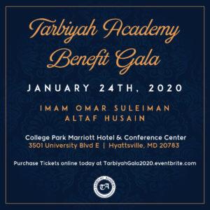 Tarbiyah Academy Benefit Gala